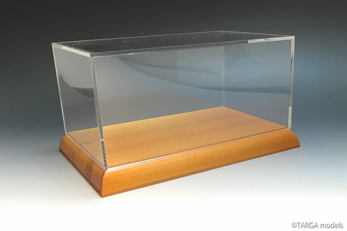 1/43 Display Case A (Keyaki)
