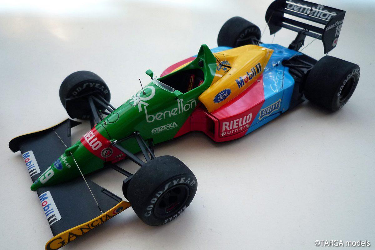 Benetton B188 1988