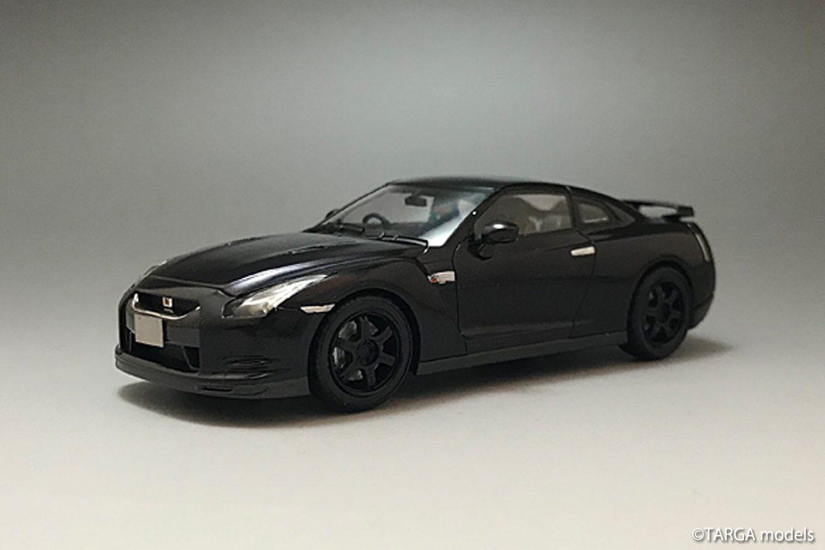Nissan GT-R(R35) Spec V Dark Metal ver.