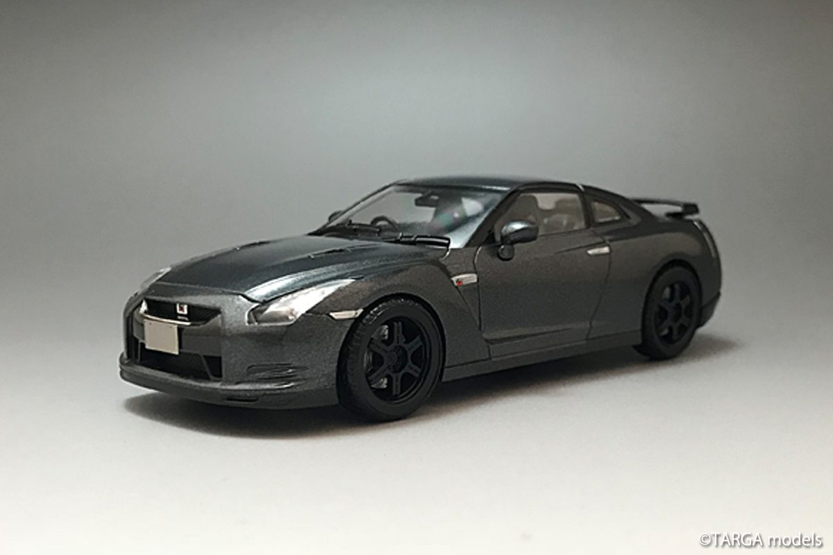 Nissan GT-R(R35) Spec V Ultimate Opal Black ver.