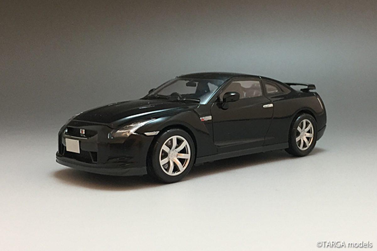 Nissan GT-R(R35) Super Black ver.