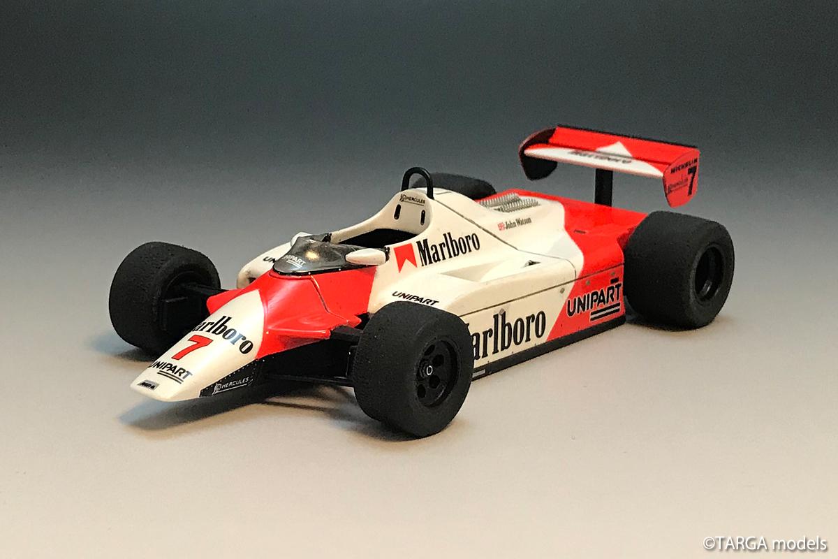 McLaren MP4/1B F1 1982 #7 John Watson