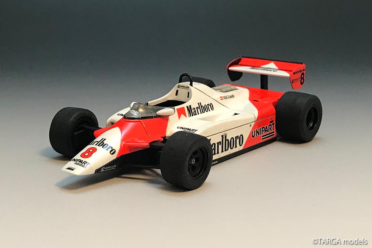 McLaren MP4/1B F1 1982 #8 Niki Lauda