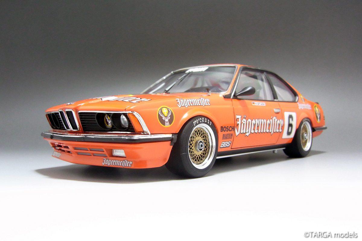 BMW 635CSi Gr.A jägermeister