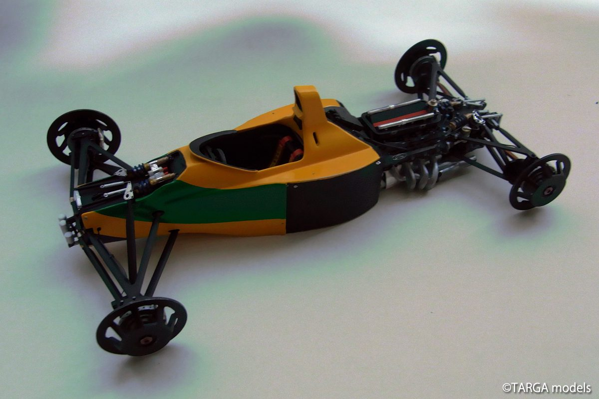 Benetton B188 1992 Chassis