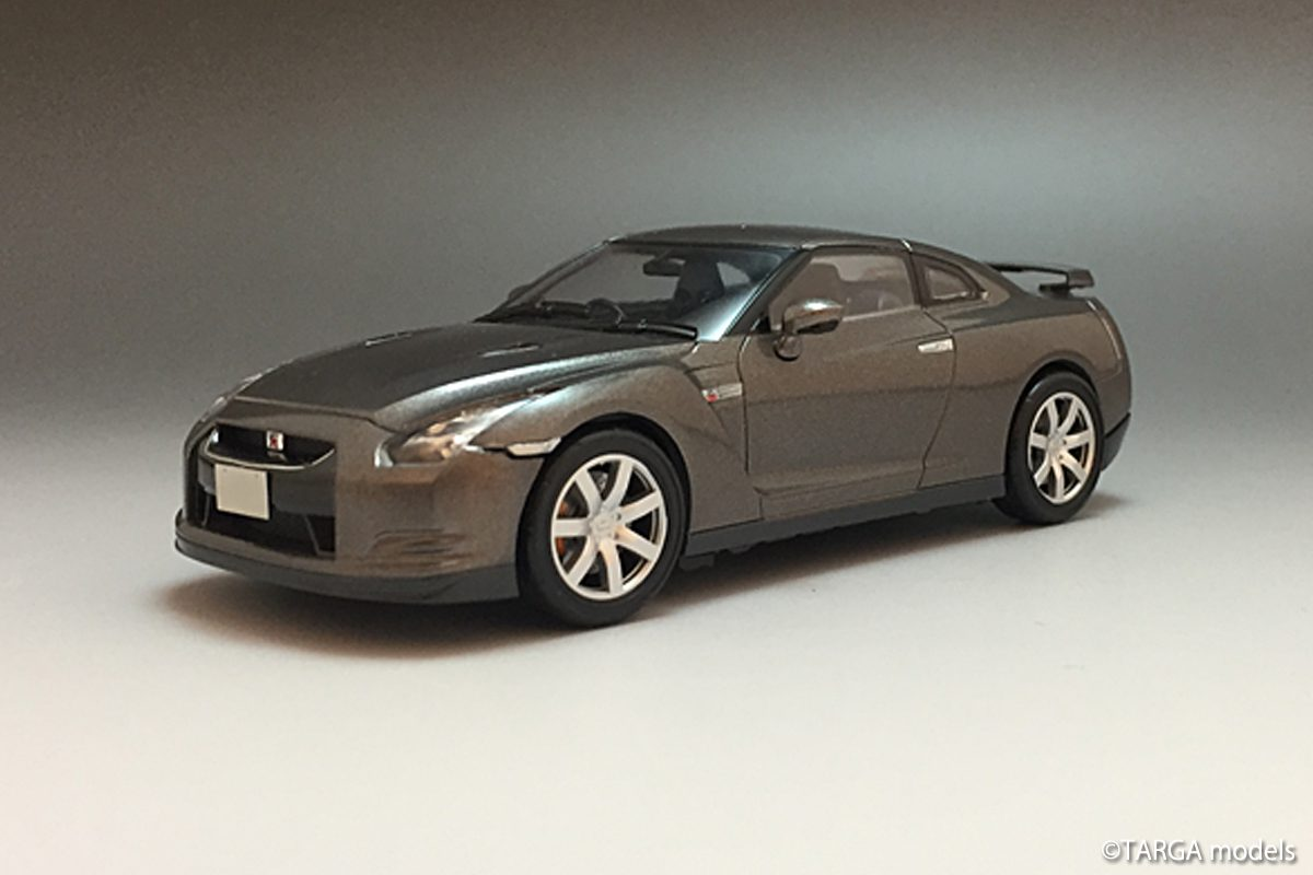 Nissan GT-R(R35) Titanium Gray ver.