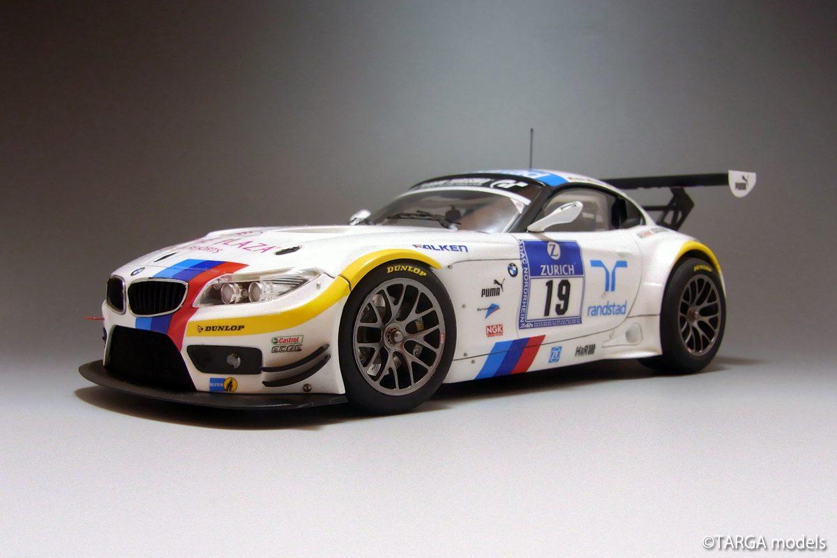 BMW Z4 Nürburgring 2012