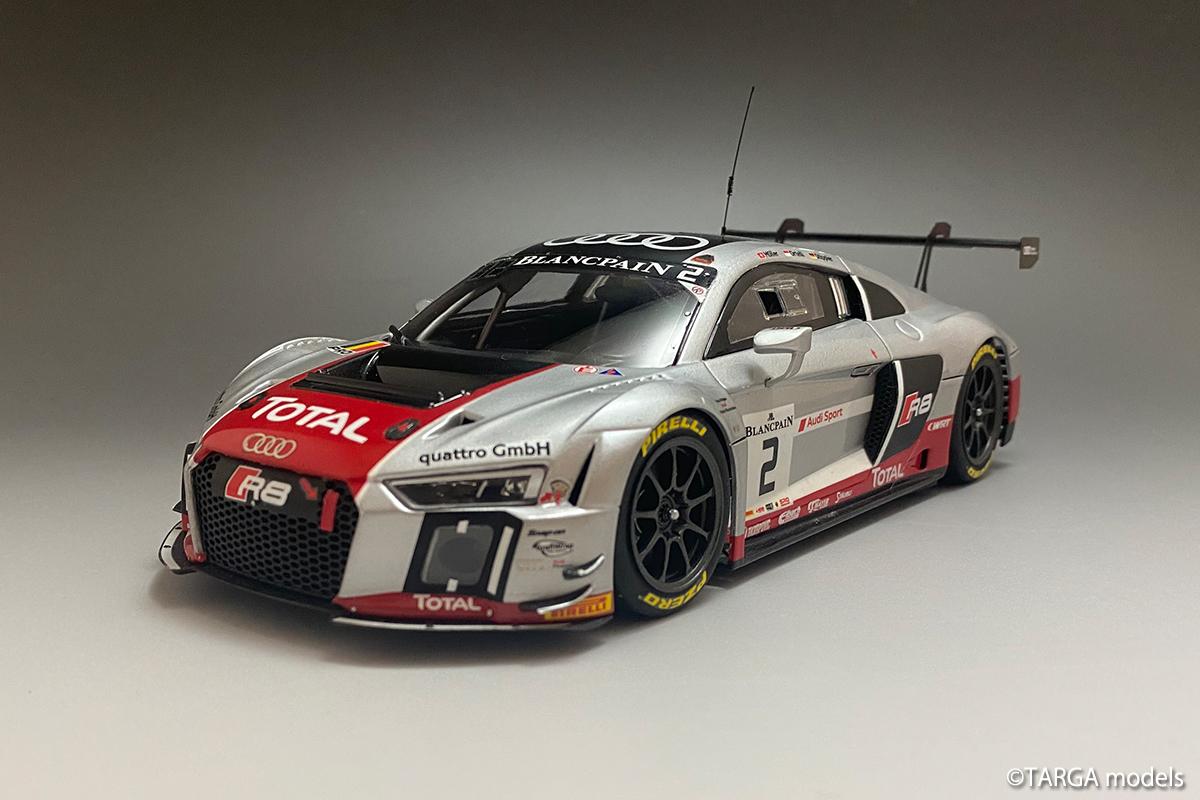 Audi R8 LMS Spa 2015